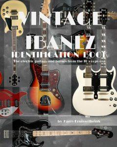 Vintage Ibanez Identification Book